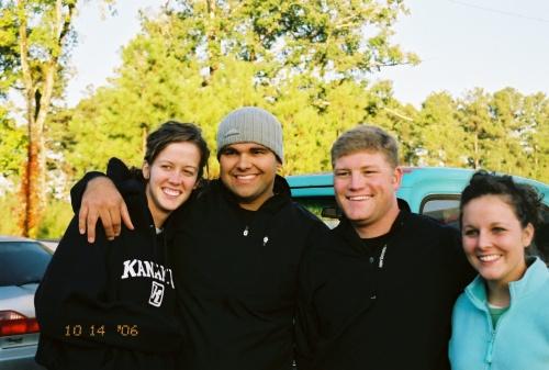 Amy, Kirk, Brandon, Maggie